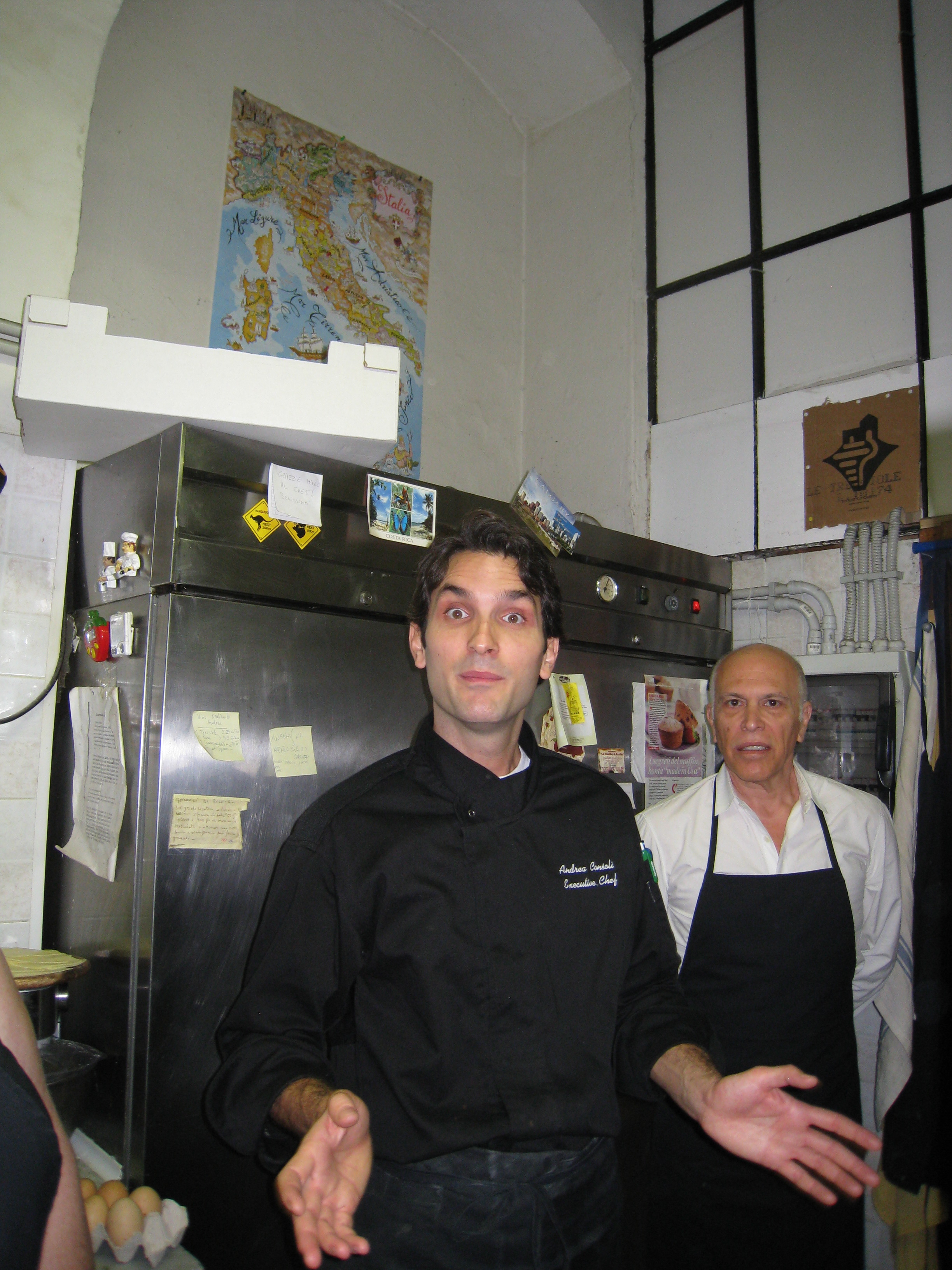 "A Virtual Cooking Class by Chef Andrea of ""Cooking Classes in Rome"""