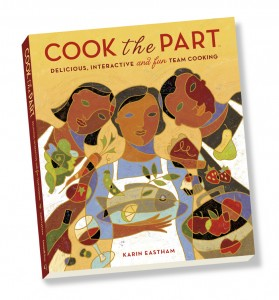 Cook the Part Book Cover