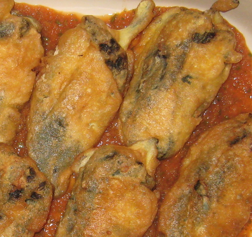 Chiles Rellenos: Mrs. Z Writes About Her Love for Pasilla Chiles ...