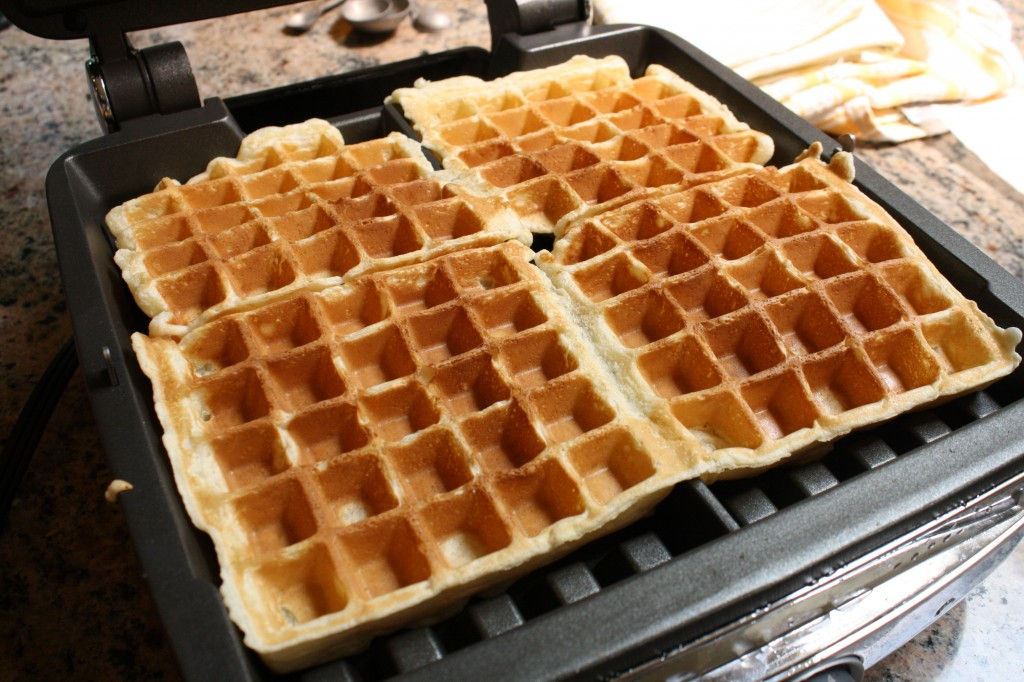 Perfect Waffles