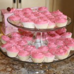 Lise's award-winning Lemon Blackberry Cupcakes