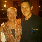 Chef Franck with Karin 150x150 Tour de Francks