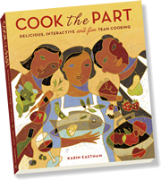 Cook the Part Book