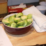 Brussels Sprouts 150x150 Secrets of the CIA:  Team Cooking by AIWF Members from Across the Country