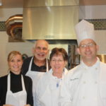 Gary's Team with Chef Brian Brown