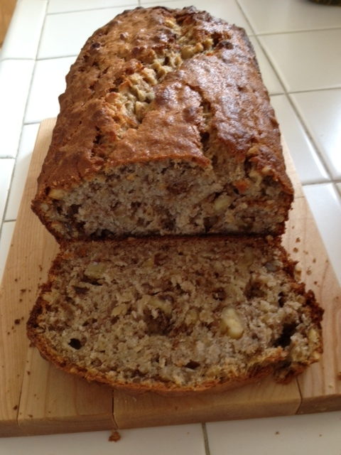 Gloria's Fantastic Banana Bread