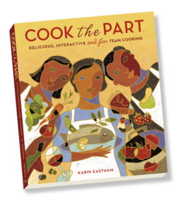 Cook the Part Book Cover 267x300 Cook the Part Ties for the Gold Medal in the IPPY Awards