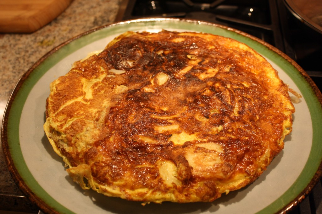Tortilla Espanola 1024x682 Fathers Day Brunch Recipe: Tortilla Española