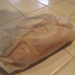 Salmon wrapped in parchment paper 150x150 The Paper Boy Delivers:  Parchment Paper Wrapped Salmon