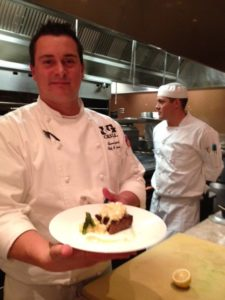 Chef de Cuisine e1349381928556 225x300 A Culinary Thrill at the J&G Grill at Deer Valley