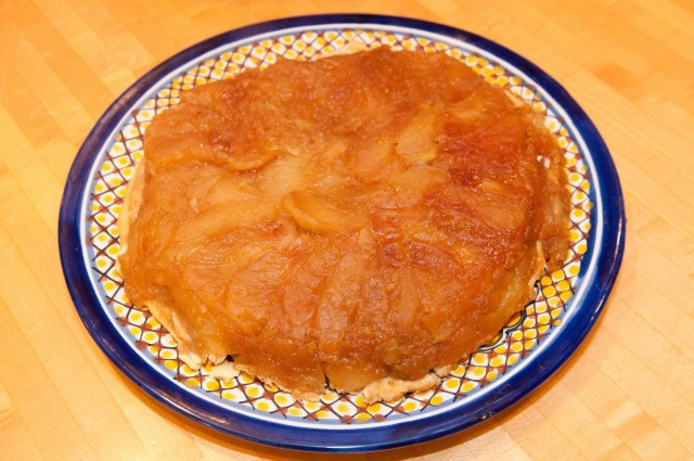 Recipe of the Day: Classic Apple Tarte Tatin